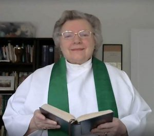 Jane Kraft has preached regularly at Woosehill and St Pauls and is Associate Area Dean of Sonning